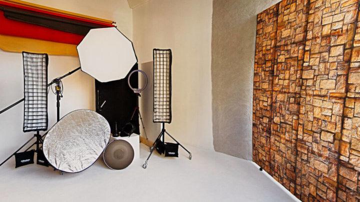 Фотооборудование в Фотостудия в Минске BELMODEL.BY