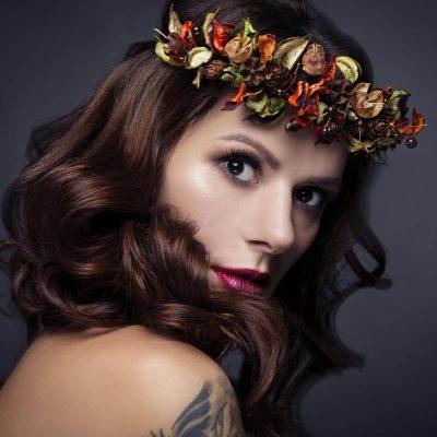 Beauty (портрет) в фотостудии в Минске BELMODEL.BY